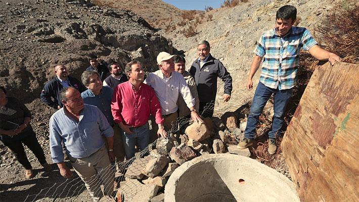 Gobierno decreta zona de emergencia agrícola en Coquimbo ante críticos efectos de sequía y anuncia ayuda económica