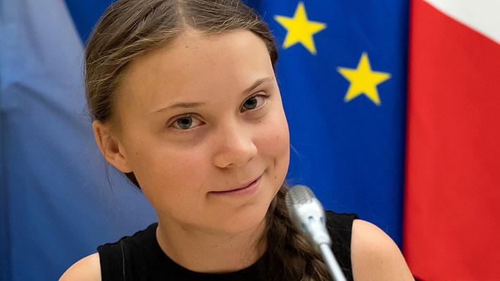 Greta Thunberg aclara que su viaje a América en yate de carreras no tiene patrocinadores comerciales