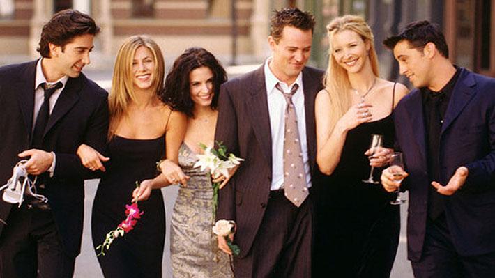 """""""Friends"""" celebrará su 25° aniversario con recreación de sus escenarios, y exhibición de vestuario y utilería"""