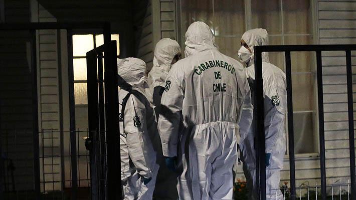 Menor de 17 años es detenido en Calbuco tras hallazgo de artefactos explosivos en su casa