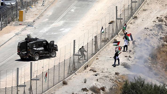 Un palestino muerto y tres soldados israelíes heridos deja nuevo enfrentamiento en Gaza