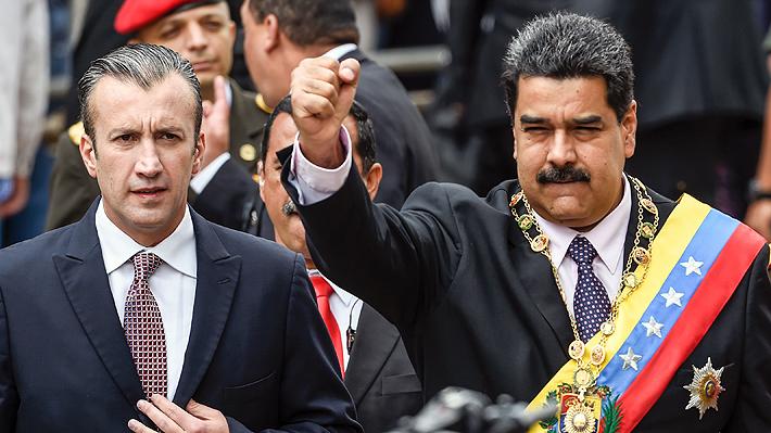 Incluyen a ministro de Maduro en lista de los fugitivos más buscados por EE.UU.