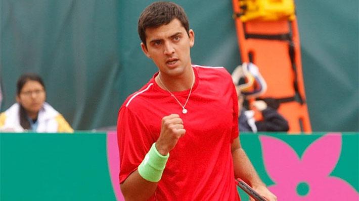 Barrios arrasa y pasa a cuartos del tenis panamericano, mientras Tabilo es eliminado