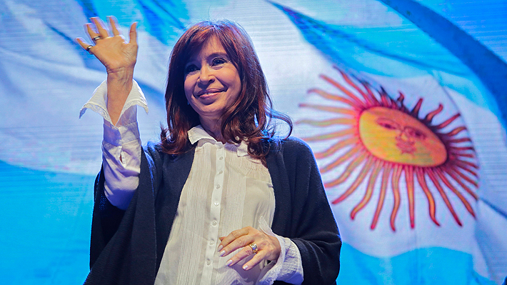 """Cristina Fernández asegura que está """"despojada de cualquier vanidad o ambición"""""""