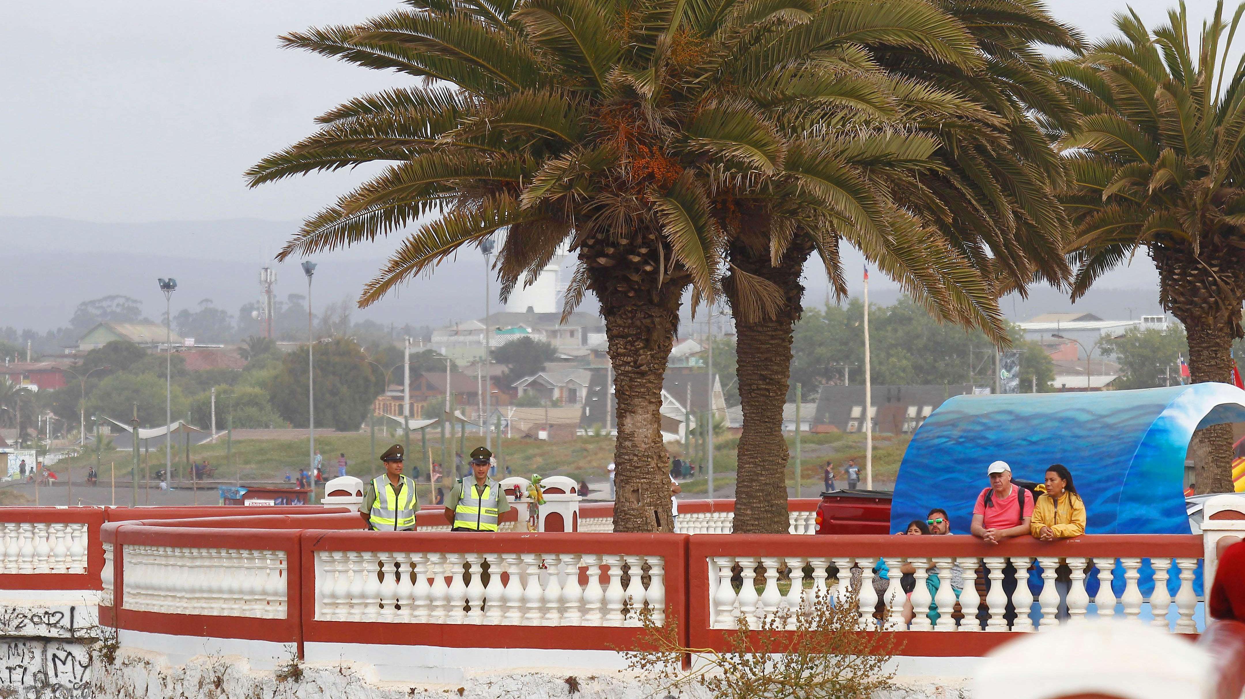 """Alcalde de Pichilemu asegura que no se percibía un sismo tan fuerte desde 2010 e informa que comunidad está """"tranquila"""""""