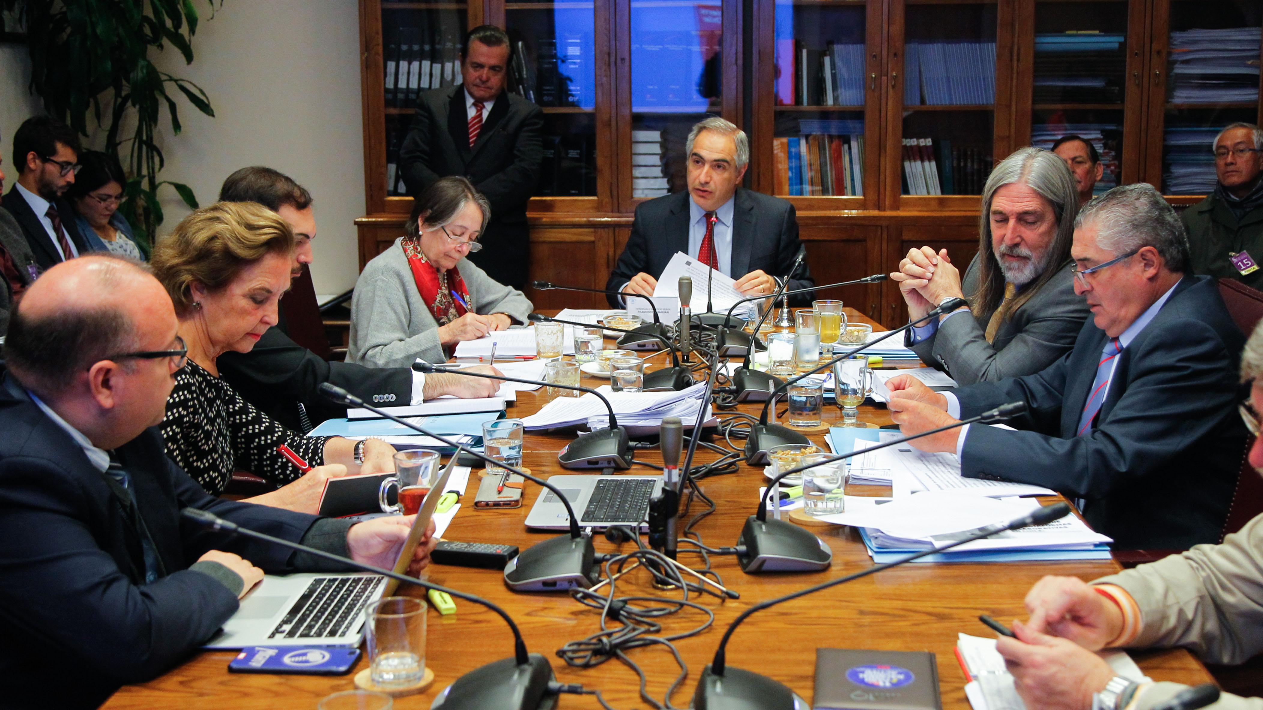Comisión de Transportes del Senado cita a ministra Hutt para que explique plan de fiscalización a buses interurbanos