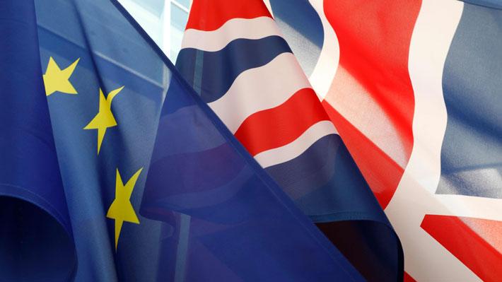 """Banco de Inglaterra advierte que un Brexit sin acuerdo será un """"choque instantáneo"""" para la economía británica"""