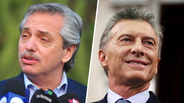 A nueve días de las primarias en Argentina, encuesta revela leve ventaja de candidato kirchnerista sobre Macri