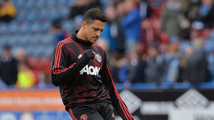 Alexis también quedó fuera de la citación para el amistoso con el Milan y no sumará minutos en la pretemporada del United