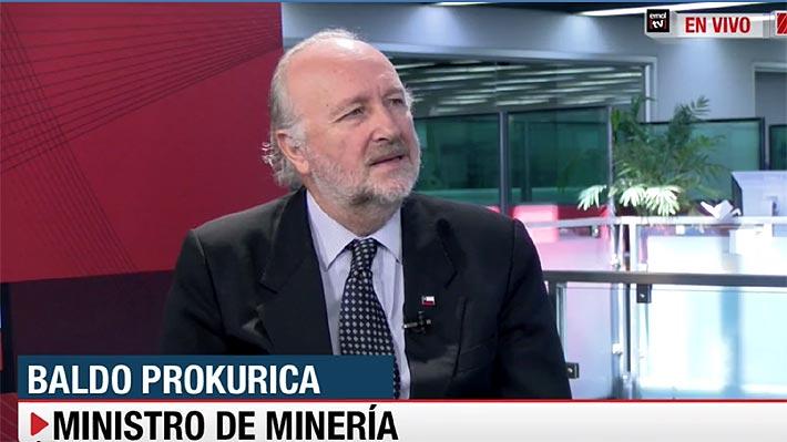 """Ministro de Minería y efectos de la guerra comercial: """"Esta es una situación extraordinariamente compleja para Chile"""""""