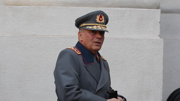 TC rechaza recurso de general (r) Humberto Oviedo por secreto de sumario y los de otros dos indagados