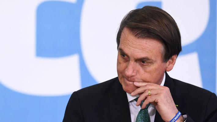 Supervisor de deforestación de Brasil es destituido tras polémica con Bolsonaro