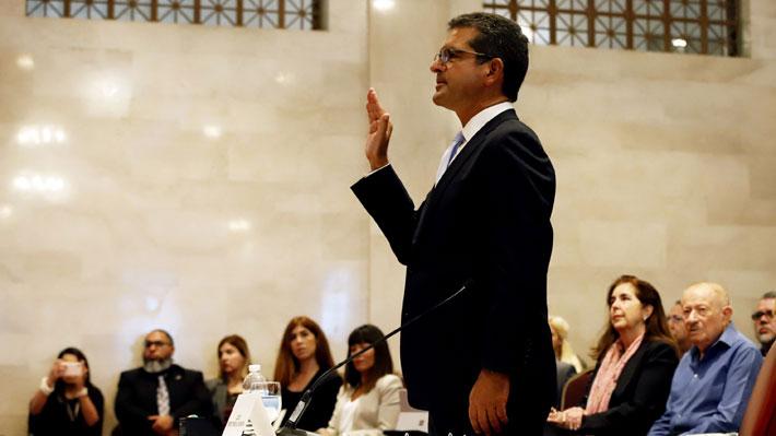 Cámara Baja de Puerto Rico aprobó a favorito de Rosselló y da un paso para convertirse en gobernador