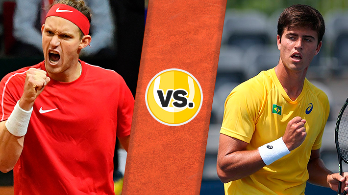 Revisa la inesperada derrota de Nicolás Jarry en los cuartos de final del tenis panamericano