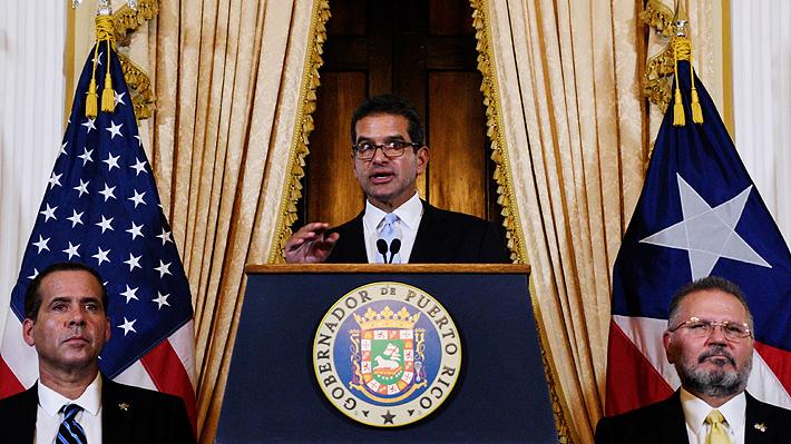 """Pedro Pierluisi luego de asumir como nuevo gobernador de Puerto Rico: """"El pueblo puede estar tranquilo"""""""
