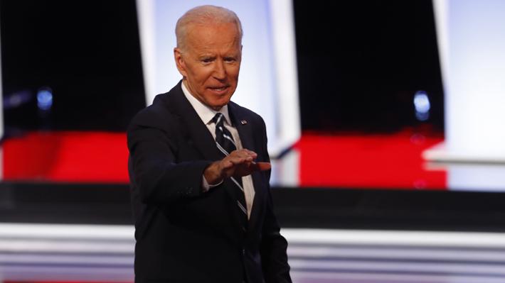EE.UU.: Joe Biden mantiene su amplia ventaja en las primarias demócratas según encuestas