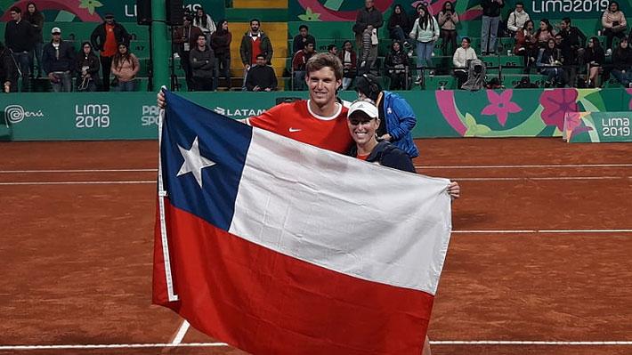 Jarry se desquita y junto a Alexa Guarachi le dan a Chile el cuarto oro en los Panamericanos