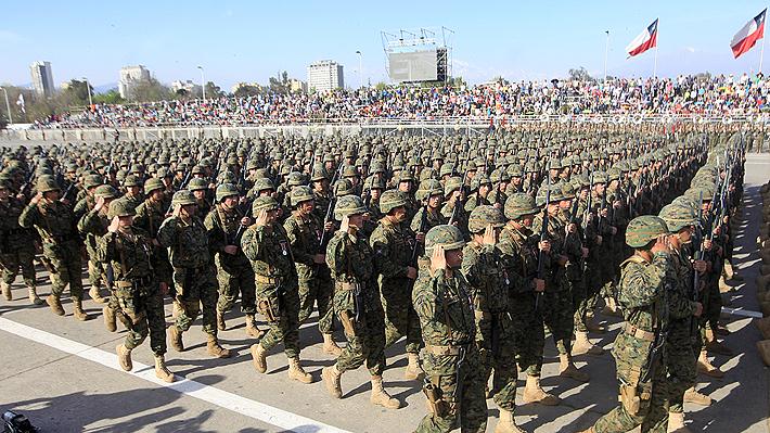 """Diputados condenan polémico """"rito de iniciación"""" en brigada del Ejército: """"Cuando los jóvenes ven esto, no quieren inscribirse"""""""