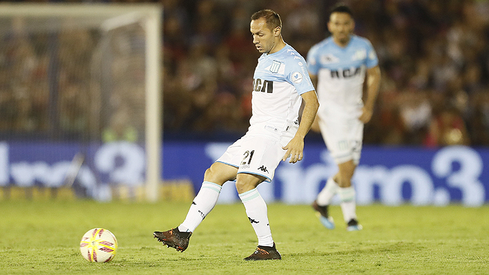 Video: El grosero error de Marcelo Díaz en la salida que le costó un gol a Racing en el campeonato argentino
