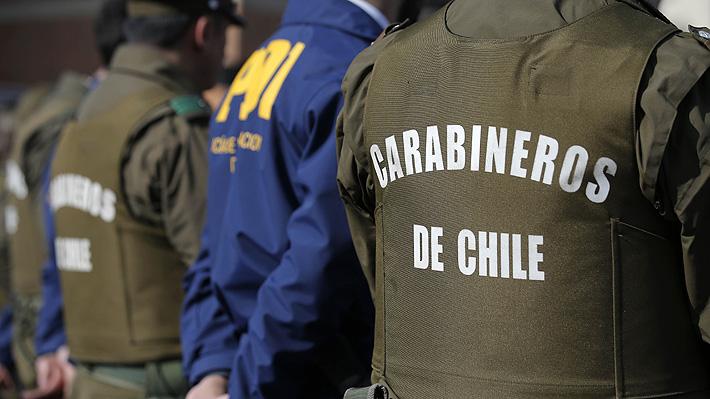 Funcionario de la PDI protagoniza accidente que dejó una víctima fatal en Santiago: Fue desvinculado de la institución