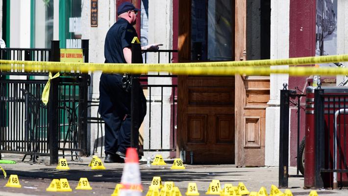 Dos tiroteos en menos de 24 horas en EE.UU.: Expertos analizan lo ocurrido en Texas y Ohio