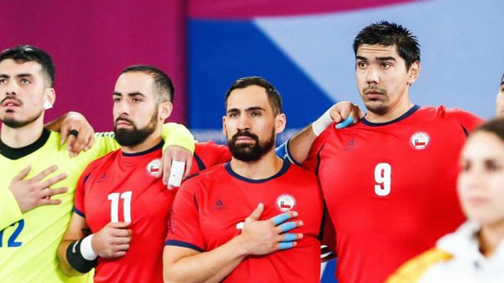 Repase el marcador de la espectacular victoria de Chile para ir por el oro en el balonmano panamericano