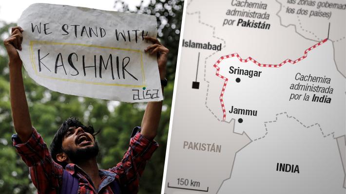 India revoca estatus especial a Cachemira: Qué implica esta decisión y la historia detrás del artículo