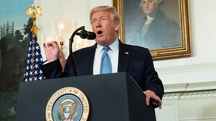 """Trump llama a """"condenar"""" el supremacismo blanco y el fanatismo tras ataques en EE.UU."""