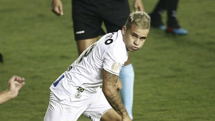 Video: Yeferson Soteldo vuelve a brillar y se matricula con dos goles y una asistencia en el Santos que sigue líder en Brasil