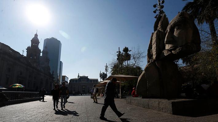 Tras los casi 28° del domingo en Santiago, ¿se adelantó la primavera?: Las temperaturas que se esperan para esta semana