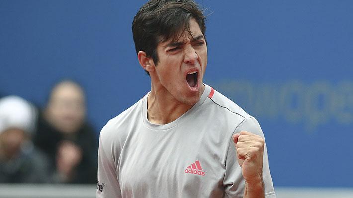 Garin se sacude de la mala racha con un muy buen triunfo y pasa a segunda ronda del Masters de Montreal