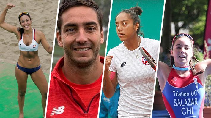 Deportistas discrepan ante la llamativa petición que realizó la voleibolista Francisca Rivas a los futbolistas