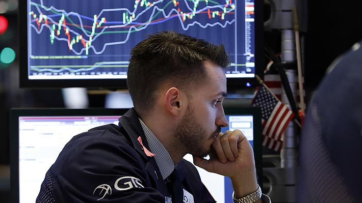Guerra comercial: Wall Street tuvo su peor día del año y bolsas del mundo siguen en picada
