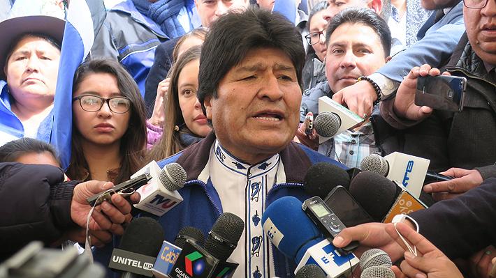 """Evo Morales: """"Yo no quiero ser el mejor presidente de Bolivia, quiero ser el presidente de la mejor Bolivia de nuestra historia"""""""