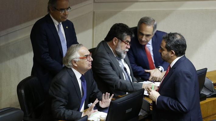 Senado aplaza votación de ley corta antiterrorista para este miércoles sin acuerdo entre Gobierno y oposición
