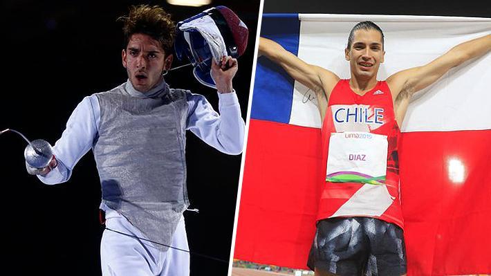 El esgrima y el atletismo le dan dos nuevas medallas al Team Chile en los Juegos Panamericanos