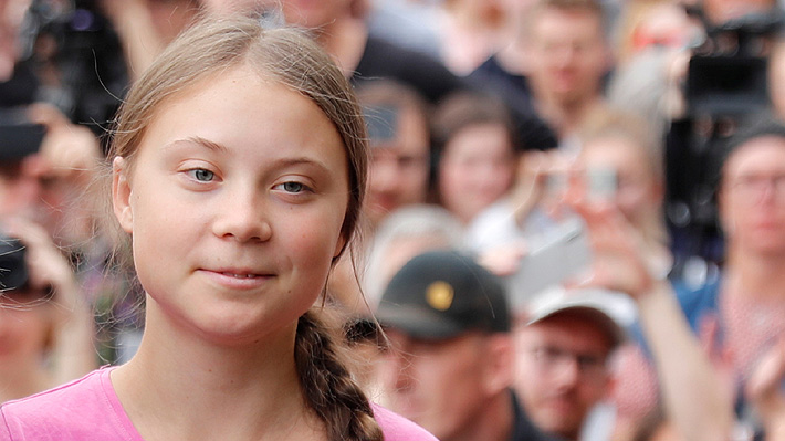 Las principales definiciones de Greta Thunberg, la activista medioambiental que desafía a las autoridades mundiales