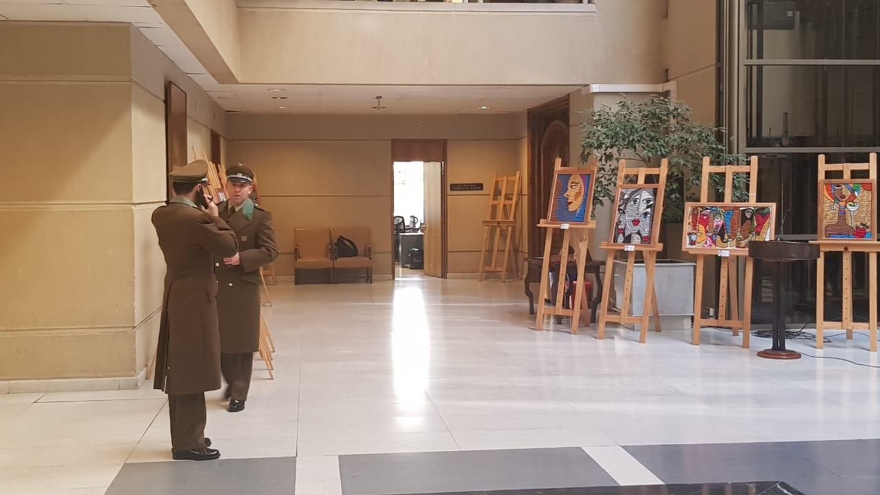 Activan protocolo de seguridad en el Congreso por mochila abandonada dentro del edificio