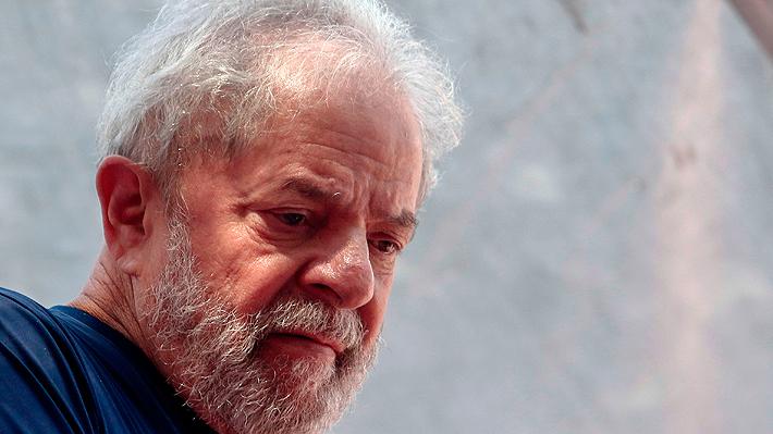 Justicia de Brasil ordena el traslado de Lula da Silva a una cárcel de Sao Paulo