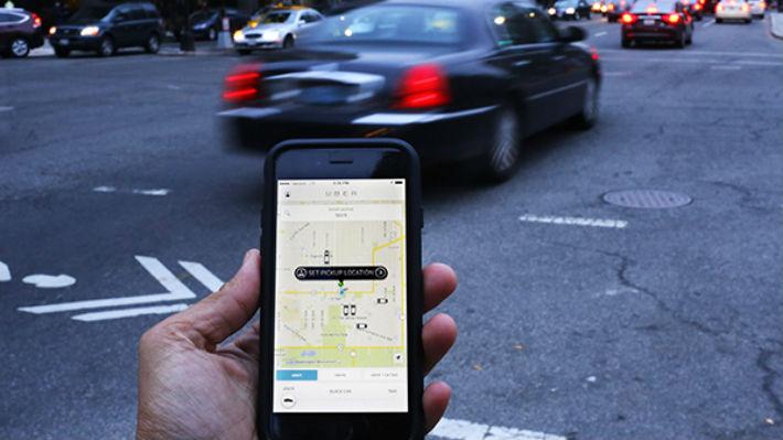 Estudio estima que aplicaciones de transporte contribuirían hasta 13,4% a la congestión vehicular en algunas ciudades de EE.UU.