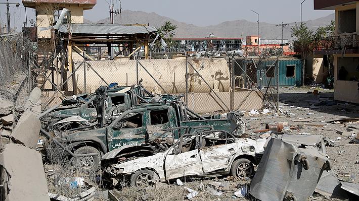 Cifra de víctimas por atentado explosivo en Afganistán sube a 14 muertos y 145 heridos