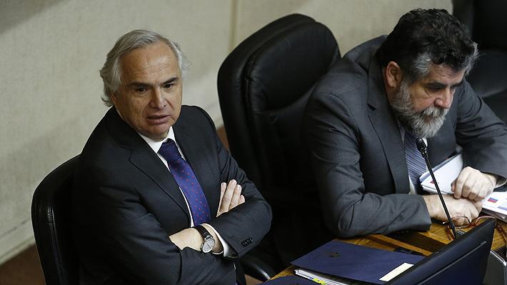 Gobierno anuncia que pondrá urgencia a proyecto antiterrorista previo a que se vote la ley corta en el Senado
