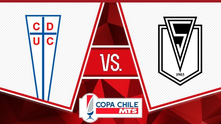 Así fue el sólido triunfo de la UC frente a Santiago Morning por Copa Chile