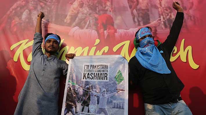 "India responde a Pakistán tras expulsión de embajador: Cachemira es un ""asunto interno"""