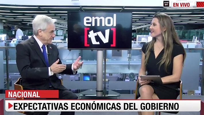 """Piñera y debate por jornada laboral: """"La vamos a rebajar de todas maneras porque lo plantea la oposición y nosotros"""""""