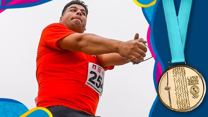 Gigantesca hazaña: Chile logra un histórico 1-2 y gana oro y plata en el lanzamiento del martillo de Lima 2019