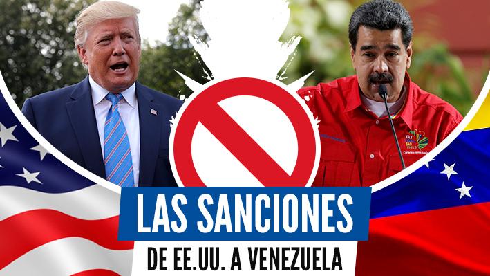Sanciones de EE.UU. a Venezuela: En qué consisten y el posible impacto que podrían tener