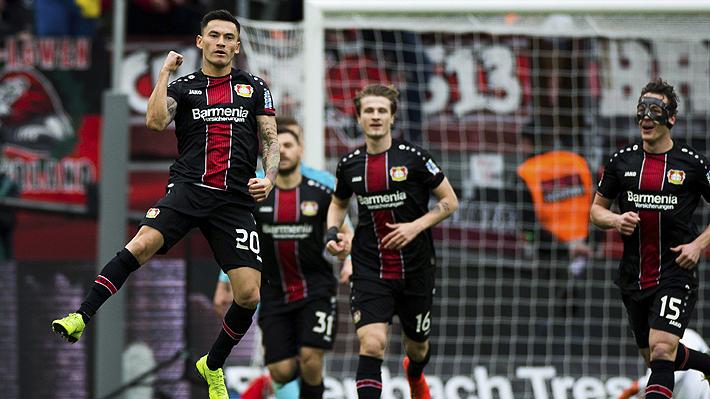 """El técnico del Leverkusen alaba a Aránguiz: """"Cuando entra, el fútbol se vuelve más fácil"""""""