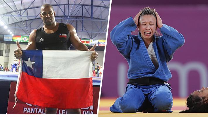 La lucha grecorromana y el judo le dan a Chile dos nuevos bronces en Lima 2019