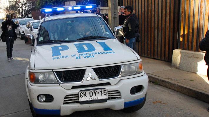 Video: Difunden imágenes de la balacera que terminó con cinco víctimas fatales en Puente Alto